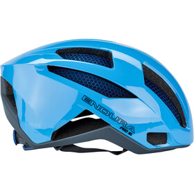 Endura Pro SL Kask rowerowy z Koroyd, neon blue